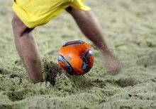 Call-ups for Euro Beach Soccer League tournaments in Catania and Sopot