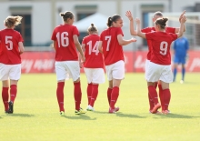 WU-19 team routed Estonia A