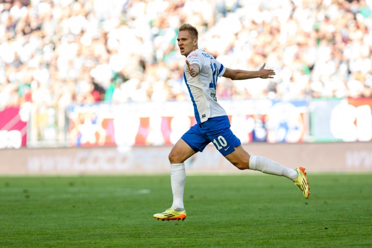 Liga Europy: Teo znów trafia, jego Dynamo wygrywa ze Steauą Szukały ...