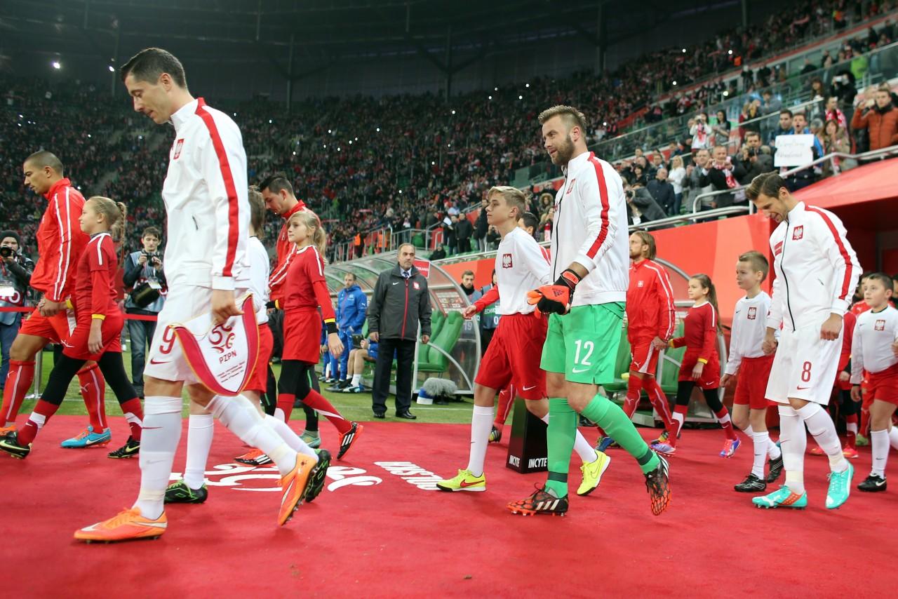 polska mecze towarzyskie