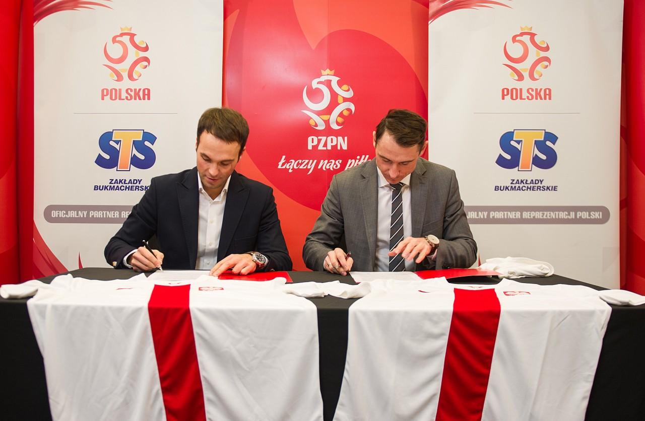 STS Oficjalnym Partnerem Reprezentacji Polski do 2018 roku
