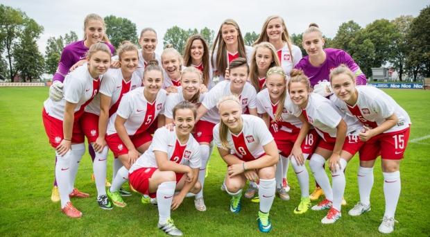 U-19 kobiet: Zwycięstwo Polek z Islandkami