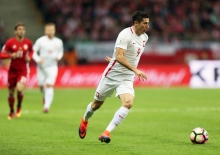 Polish National Team win with Armenia. Amazing goal by Robert Lewandowski in last seconds!