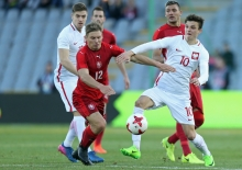 Under 21: Poland lost with Czech Republic