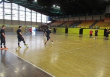 Futsal: U-21 national team before a double friendly with Romania