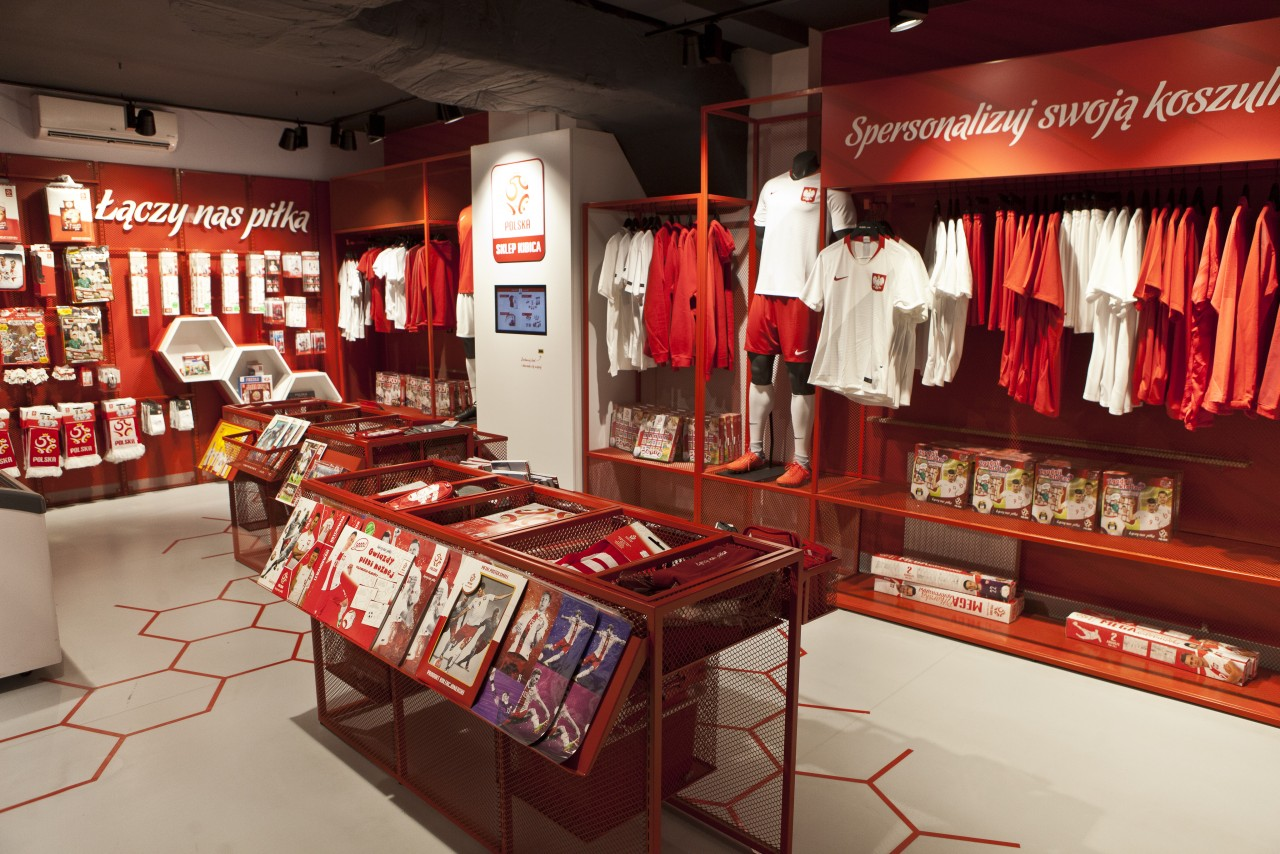 Discover The Official Fan Shop And Get Closer To The Poland National