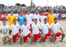 Poland in the top of the World Beach Soccer Ranking