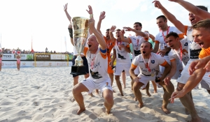 Beach Soccer Championship Tournament