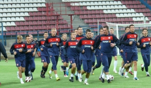 Training in Krakow