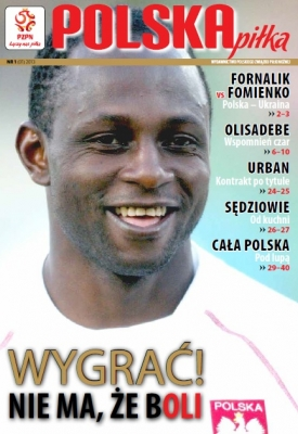 Polska piłka / Nr 1 (01) 2013