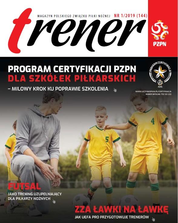 385f380fb ... Reprezentacji Polski na UEFA EURO U21 TRENER 1/2019 (1) ...